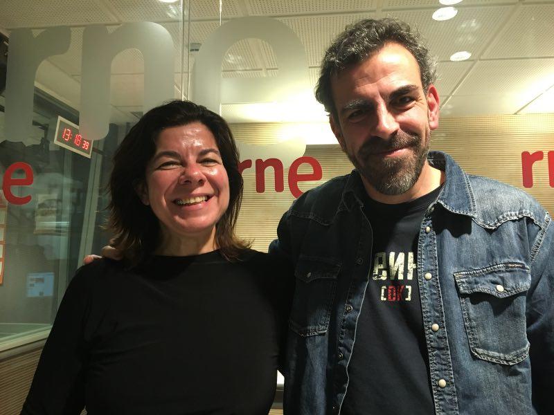Argentina, con Miguel Ángel Hoyos